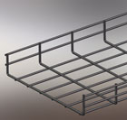 BM1/2/3 Straight Wire Mesh Cable Tray